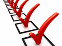 Change of tenant checklist